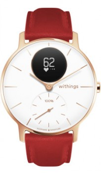 Withings Steel HR Sapphire Signature in Rose Gold, Silver and Black