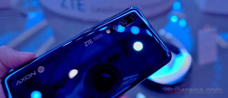 ZTE Axon 10 Pro 5G hits Northern Europe - GSMArena com news