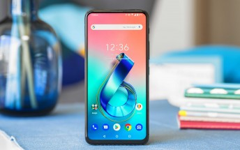 Asus Zenfone 6 arrives in India as Asus 6z