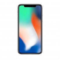 iPhone X in Silver