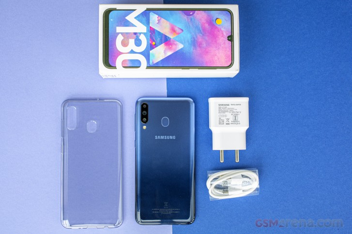 Samsung Galaxy M30 in for review