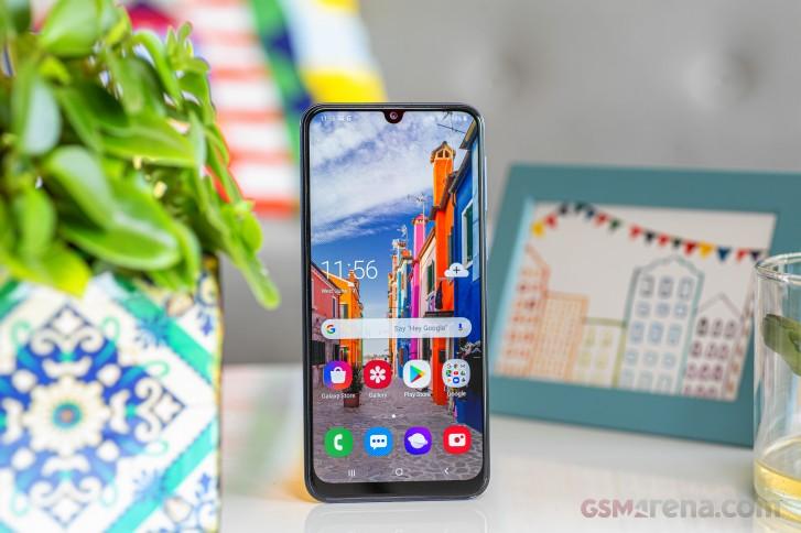 Samsung Galaxy M30 in for review - GSMArena com news