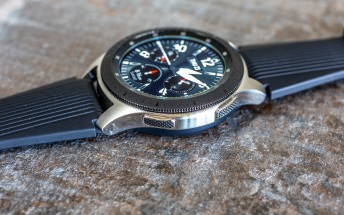 One UI for Samsung Galaxy Watch LTE 46mm is rolling out