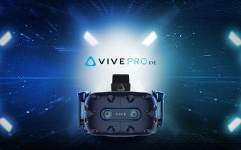HTC Vive Pro Eye hits stores in USA and Canada