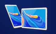 "Huawei announces MediaPad M6 in 8.4"" and 10.8"" flavors"