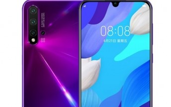 Huawei nova 5 will feature new 7nm Kirin 810 chip