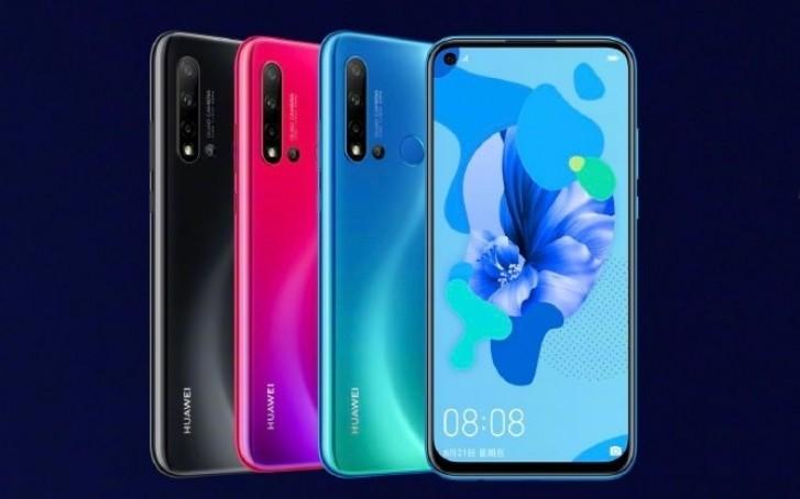 Huawei Unveils Nova 5 Nova 5 Pro And Nova 5i Gsmarena Com