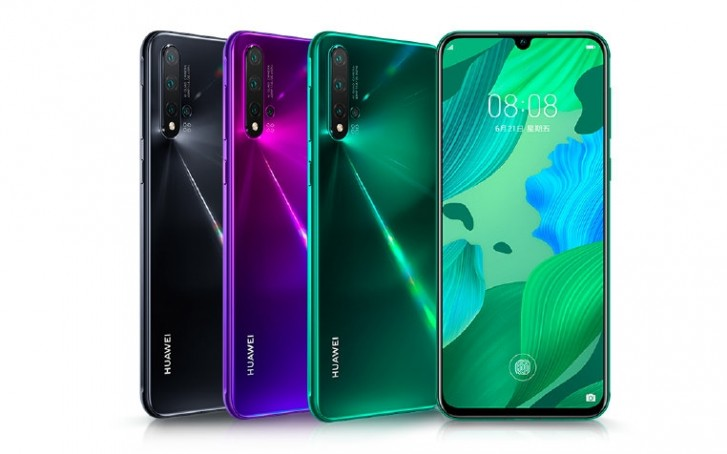 Check Out The Huawei Nova 5 Series Promo Video Gsmarena