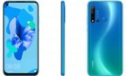 Huawei nova 5i key specs revealed by TENAA