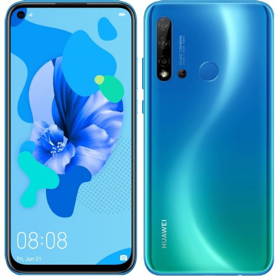 Huawei P20 lite (2019) listed on a Swiss retailer's website