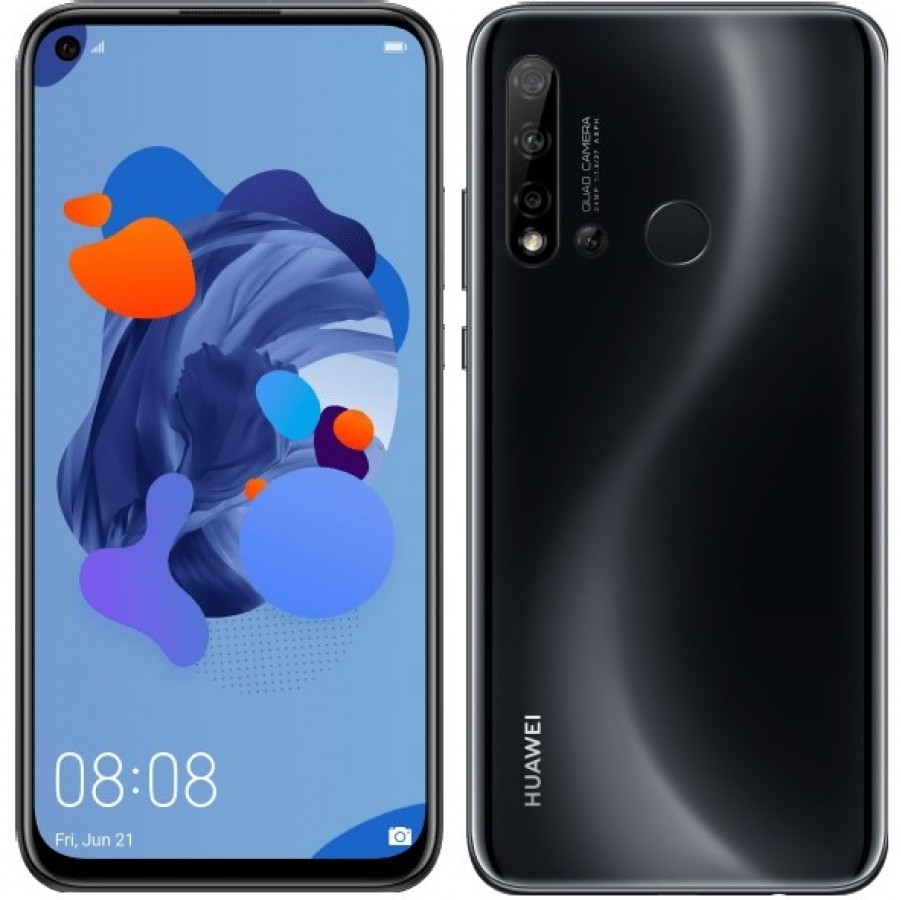 Huawei P20 lite 20 listed on a Swiss retailer's website with ...