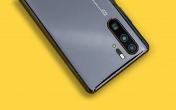 Huawei P30 Pro's camera changes drastically through firmware update