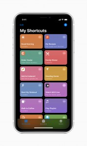 Siri Shortcuts is an app now
