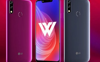 LG W series premiere - W10, W30 and W30 Pro