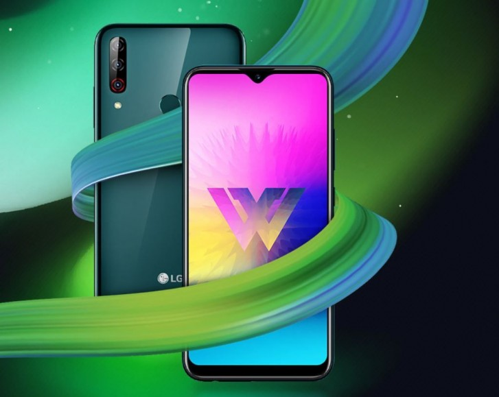 LG W series premiere in India - W10, W30 and W30 Pro