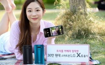 LG Q60 arrives in South Korea as LG X6