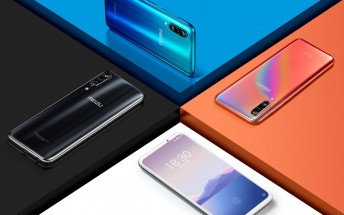 Meizu discounts most of its latest phones, including the upcoming 16Xs
