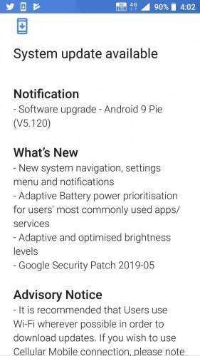 Nokia 3 receiving Android Pie update - GSMArena com news
