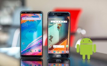 OnePlus 5 and 5T are getting their last Open Betas