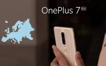 OnePlus 7 Pro Almond limited edition now available in Europe