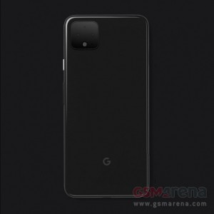 Official image of the Pixel 4