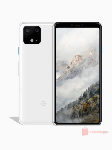 Google Pixel 4 appears in Mint Green color