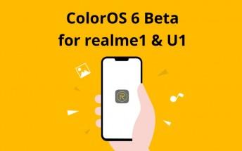 ColorOS 6 Beta for Realme 1 and Realme U1 brings Android Pie