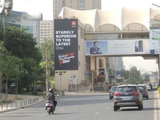 Redmi K20 posters around India