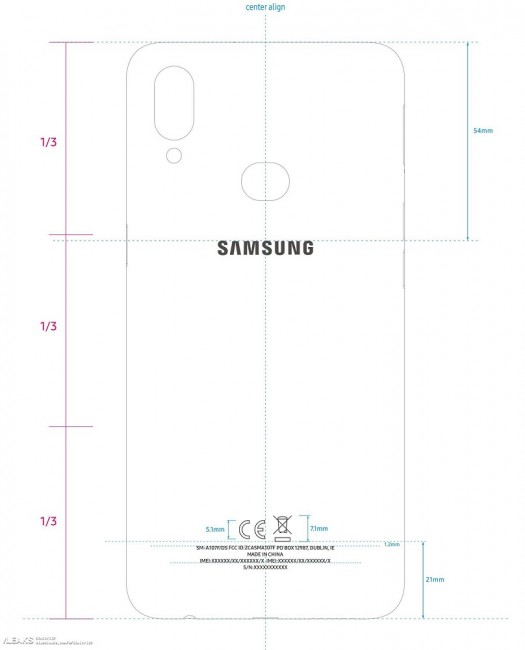 Samsung Siapkan Galaxy A10s, Ini Bocorannya!