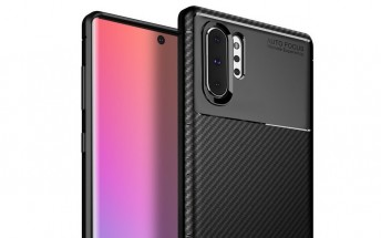 Samsung Galaxy Note10, Note10 Pro cases confirm design