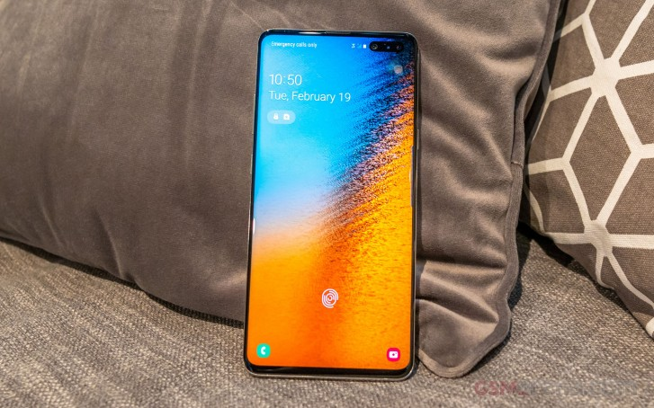 Samsung has sold 1 million Galaxy S10 5G in South Korea alone