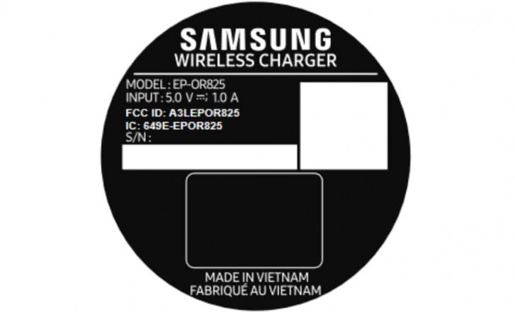 Wireless chargers for the Samsung Galaxy Note10 and Galaxy Watch 2 head to the FCC