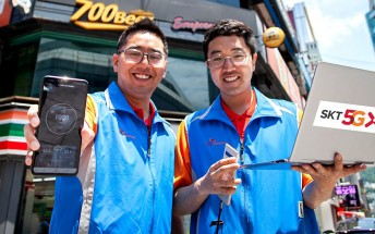 South Korea reaches 1 million 5G subscribers, beats 4G adoption rates