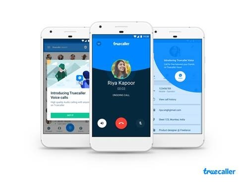 Truecaller adds free voice calling to other Truecaller users