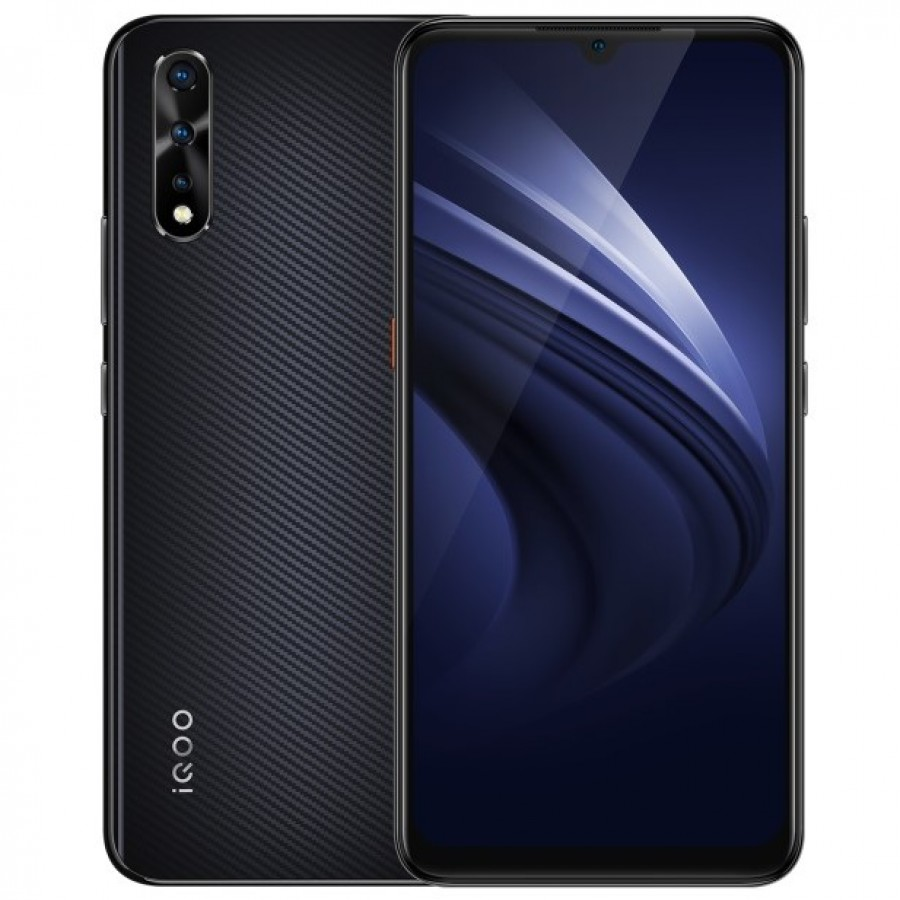 إضافة Vivo iQ00 Neo إلى موقع الشركة في لونين جديدين 1