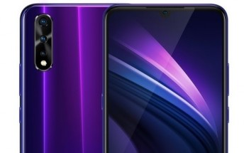 vivo iQOO Neo listed on official website, two colors confirmed