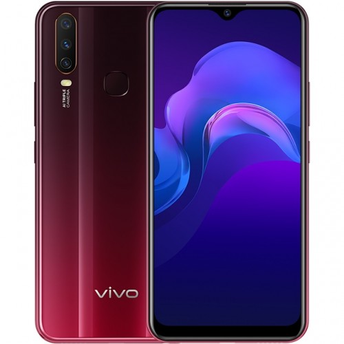 Vivo Y12 Goes Official With A 5 000 Mah Battery And Triple Camera Gsmarena Com News