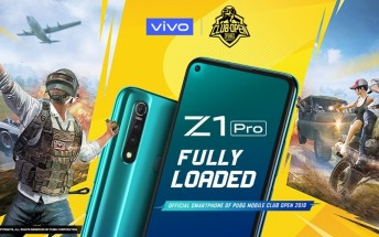 vivo Z1 Pro launch date revealed