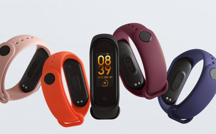 Xiaomi Mi Band 4 Achieves 1 Million Milestone in Just 8 Days