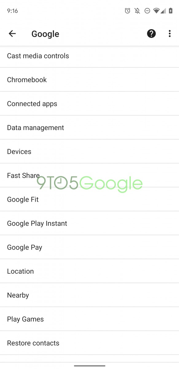 خدمة Fast Share بديل جوجل لخدمة Android Beam السابقة 2