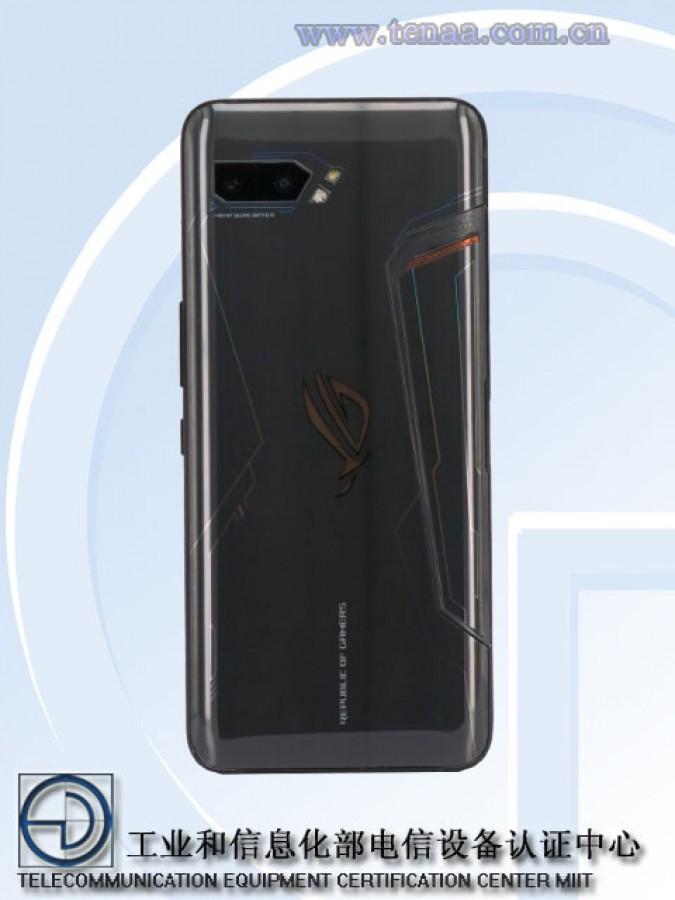 مواصفات ROG Phone 2 تظهر من خلال تسجيل رخصته 1
