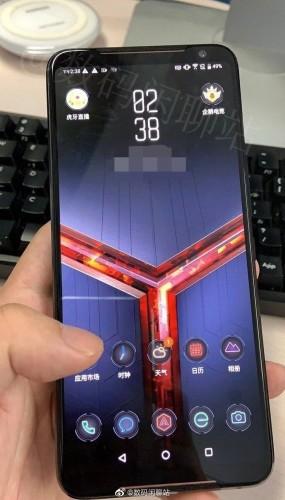Penampakan Asus ROG Phone 2.