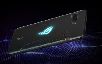 Asus reveals ROG Phone II pricing for China, including a very affordable Tencent version