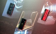 Asus ROG Phone II design story: here are the many prototypes that guided the design