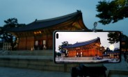 Samsung posts Night mode photos shot with the Galaxy S10+