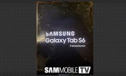 Samsung Galaxy Tab S6 leaks in live images, shows off its dual rear cameras