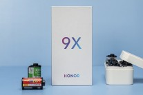 Yesterday's Honor 9X teaser images