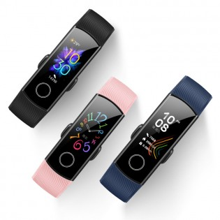 Honor Band 5 revealed, gains SpO2 sensor to track blood oxygen level