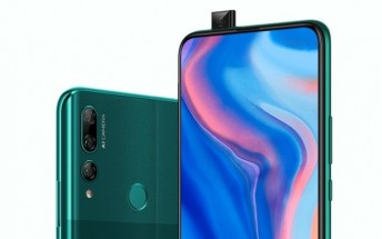 Huawei Y9 Prime (2019) with a pop-up camera coming soon to India