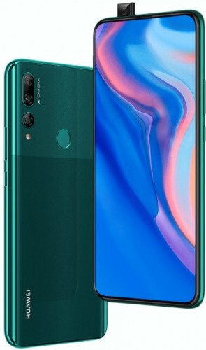 Huawei Y9 Prime (2019) with a pop-up camera coming soon to